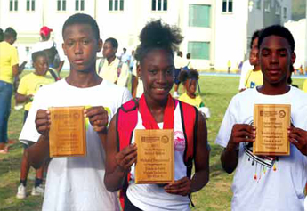 2015 Virgin Gorda Half winners
